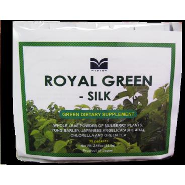 ROYAL GREEN SILK (packets)