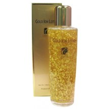 Gold Ion Lotion